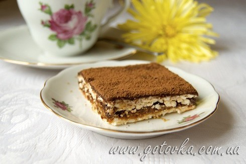 """Торт кофейный """"Мокко"""""""
