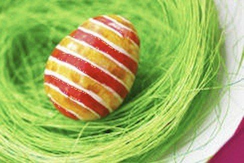малеванка пасхальное яйцо