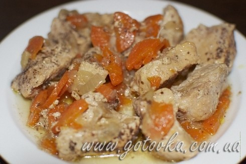 Блюда из грибов жареные