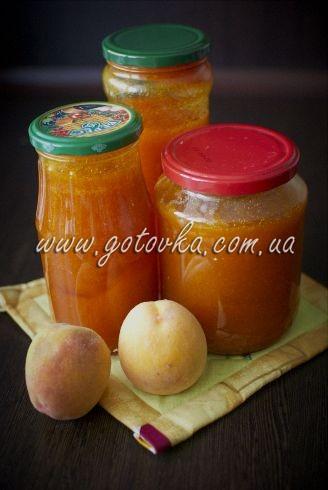 рецепт абрикосовый джем