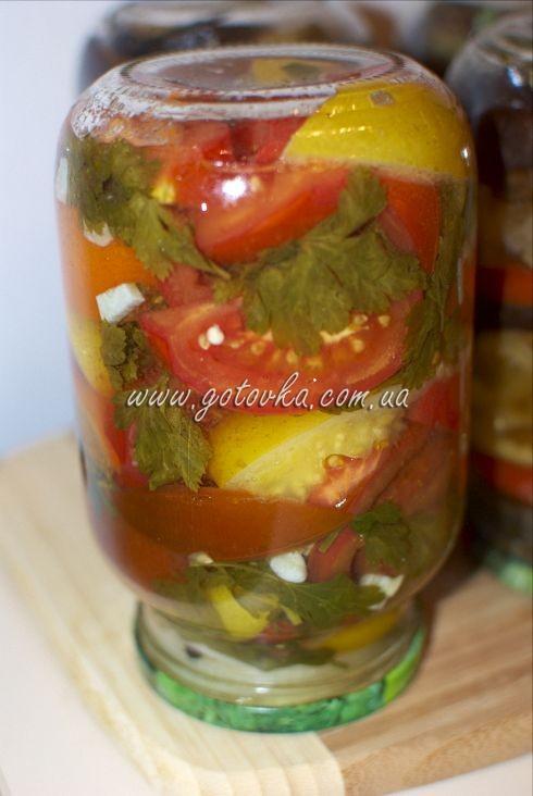 Беременной хочется помидор и огурцов