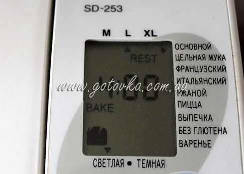 Рецепты для хлебопечки панасоник