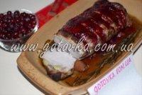 свинина в духовке по гречески