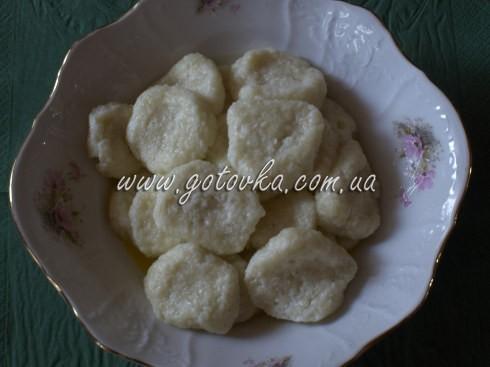 рецепт ленивые вареники
