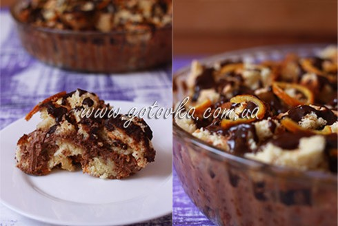 торт горка бисквитный со сметанным кремом