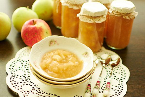 рецепт яблочный джем повидло