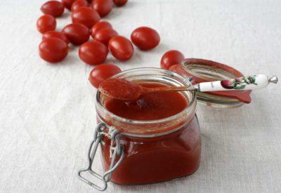кетчуп из помидор пальчики оближешь