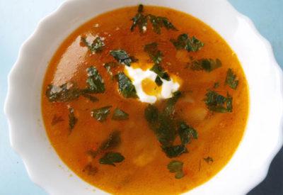 суп свежая капуста
